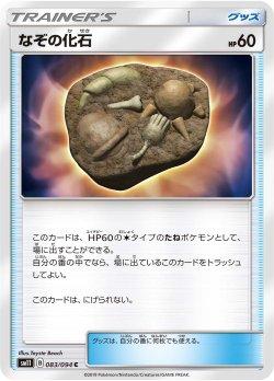 画像1: 【SM11】なぞの化石【C】